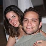 Melina Viana e Pedro Rinzler