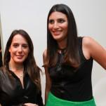 Pilar Guillon e Eduarda Derani Cunha Corrêa