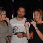 Samanta Santilli, Rodrigo e Renata Borges