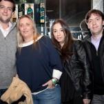 André Galante, Ana Beatriz Galante, Briza Sadeck e Felipe Rossi