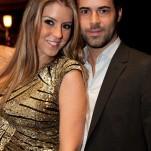 Barbara Surette e Eduardo Scarpa