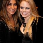 Cyntia Landsberger e Daniela Nunes