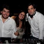 Fabio Tutundjian, Paula Valle e Pedro Sabie