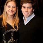 Flavia e Rodrigo Srour