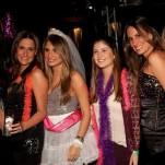 Isabella Curiati, Camila Cury, Rafaella Cury, Alessandra Glogowsky, Bianca Cury e Isabella Cury