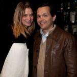 Paula Paschoal e Luiz Guilherme