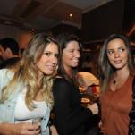 Erica Marques, Luria Leonel e Paloma Tocci