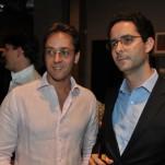 Lisandro Lauretti e Ricardo Maluf