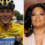 Armstrong admite o uso de doping