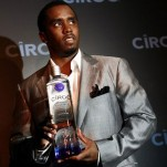 Diddy is in the house
