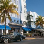The Art Deco District - Miami