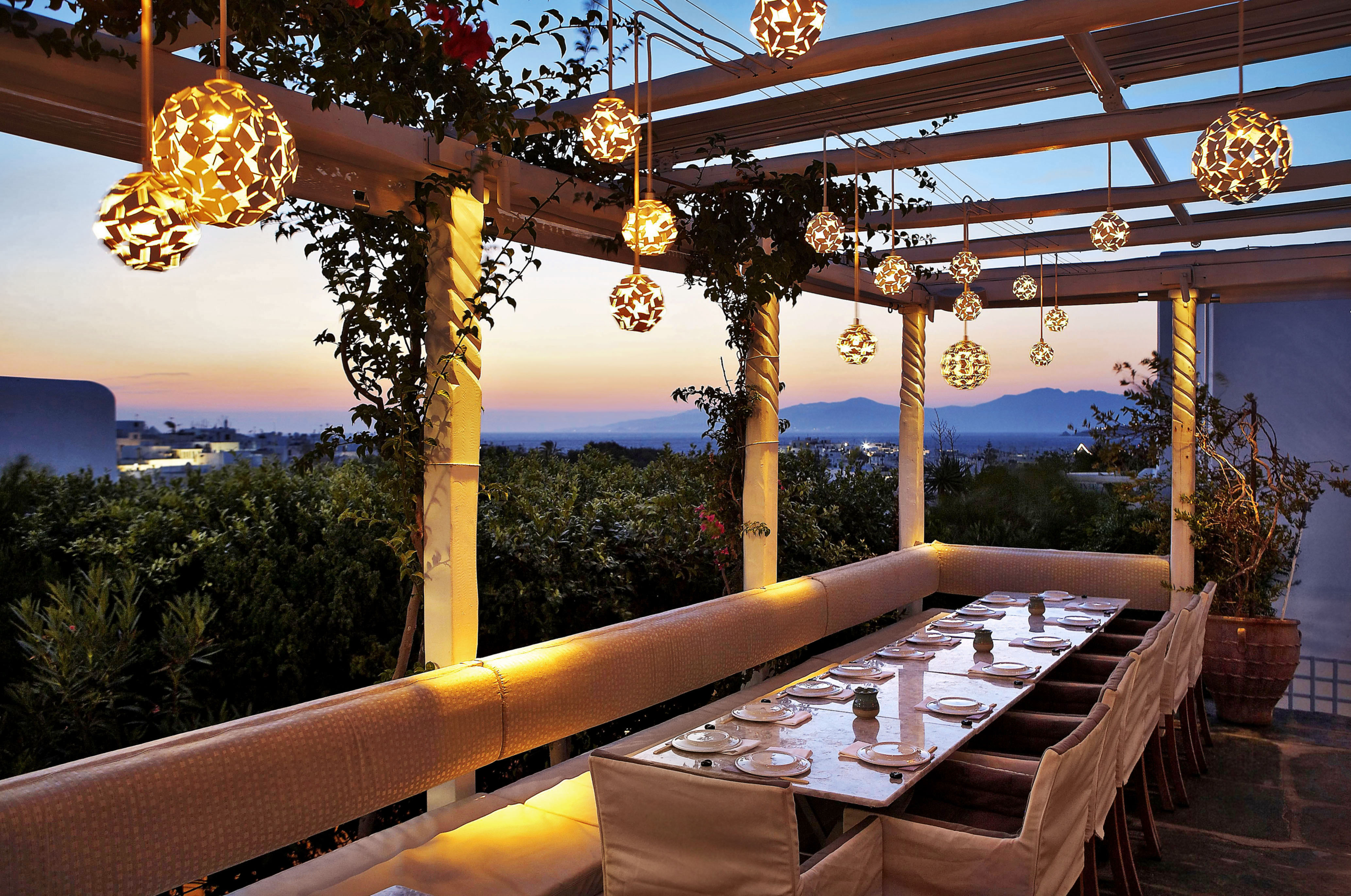 Belevedere Hotel Mykonos