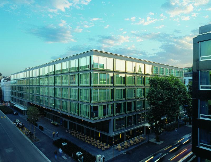 Zurique - Park Hyatt Zurich