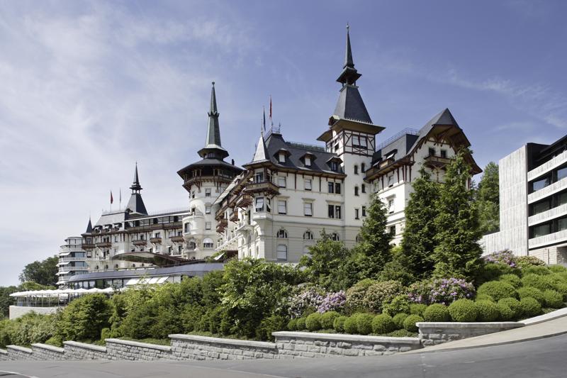 Zurique - The Dolder Grand