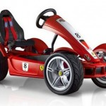 Kids automobile