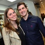 Carolina Toledo e Guilherme Kapos