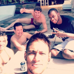 Neymar em Barcelona
