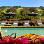 The Arrabelle at Vail Square, A RockResort, Vail, Colorado - Rooftop Pool, web