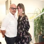 Cacá Ribeiro e Juliana Jabour