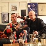 Dudu Bertholini e Marcelo Ferrari