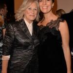 Roberta Armani and Glenn Close