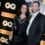 Adriana Cravo e Cristian Bernardi