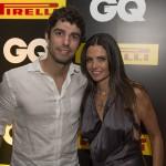 Ana Paula Costa e Rafael Paschoalin