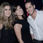 Barbara Leão de Moura, Larissa Dantas e René Diniz