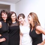 Fernanda Resstom, Renata Castro e Silva, Iara Pimenta e Ana Serra