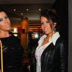 Camila e Corine Ferraz