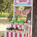 Decoração festa de criança – Farms Market