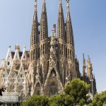 2. Passeio - Sagrada Família