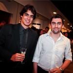Alessandro Rios e Renato Schweizer