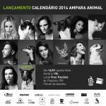 Calendário 2014 Ampara Animal