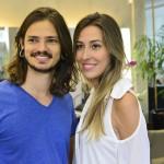Rafa Dios e Beatriz Salles