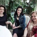 Anira Verdi, Alessandra Verdi e Vanda Jacintho