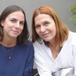 Barbara e Dóris Bicudo