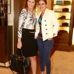 Camila Cozzi e Joana Pimparel