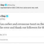 """O dia que Pelé foi """"morto"""" pela CNN"""