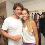 Cristiano e Paula Nahas