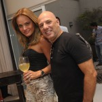Fernanda Abreu e Roberto Tchirichian