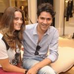 Flavia Rodrigues e Jorge Penteado