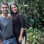 Gabriel Belli e Luciana Faria Nascimento Belli