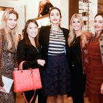 Gabriela Almeida, Lari Duarte, Gabriela Ganem, Dandynha Barbosa  e Alanka Nasser
