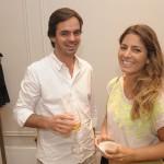 João Ribeiro e Mariana Bruschy