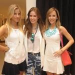 Shantal Abreu, Natalia Semensin e Giovanna Teixeira