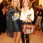 Ariadne Coelho e Sonia Simonsen