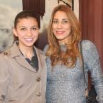 Aline Rodrigues e Kadygia Ferreira