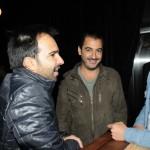 Bruno Dias, Michel Saad e Guga Guizelini
