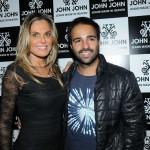 Fernanda Babosa e Bruno Dias